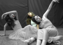 La puerta, danse et photographie